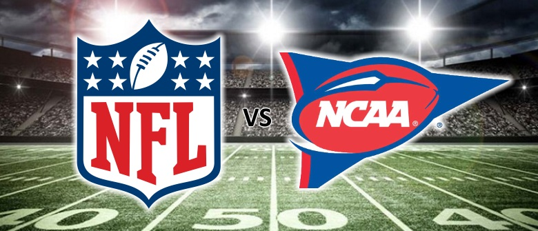Football Betting Tips: CFB vs. NFL
