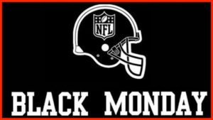 NFL Black Monday