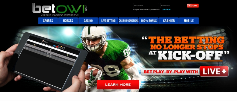 BetOWI Sportsbook Review
