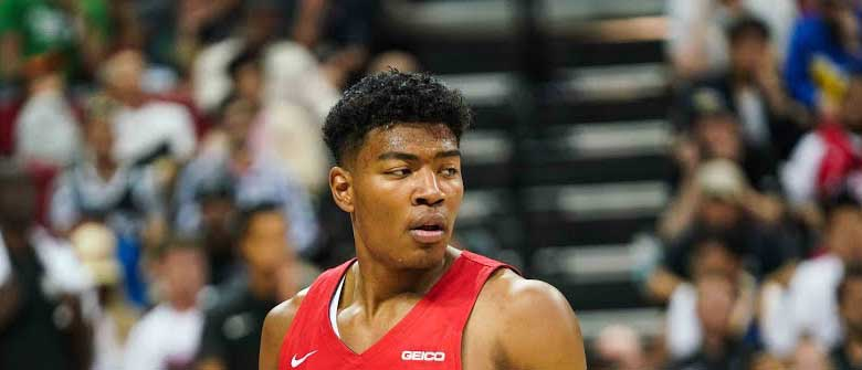NBA Hopes Rui Hachimura will Open New Market in Japan