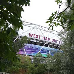 Gambling Firms Out of London Stadium Naming Rights