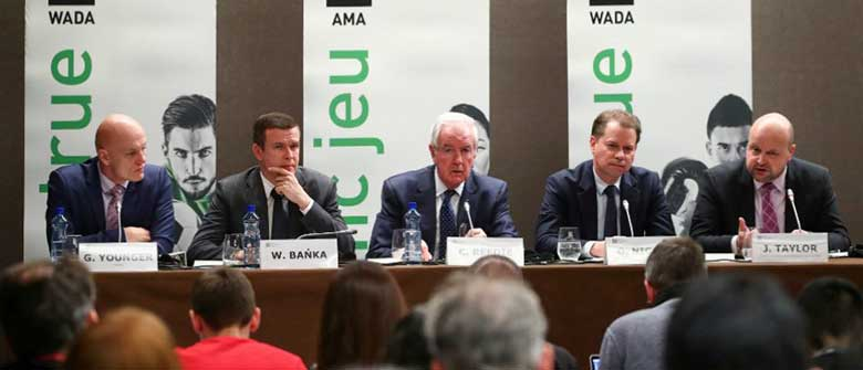 WADA Bans Russia Again for 4 Years