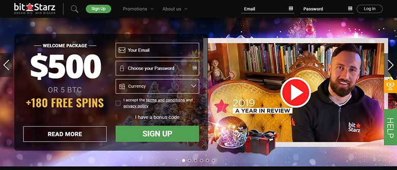 BitStarz Casino Review