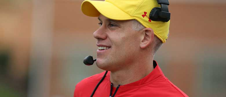 Ole Miss Signs DJ Durkin as Assistant Coach