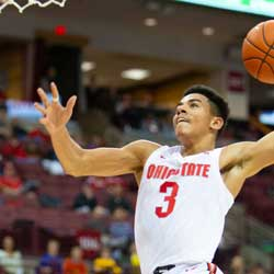 D.J. Carton Returns to Ohio State