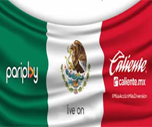 Pariplay Content Partnership with Caliente for its Mexican Casino Market