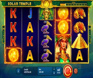 Solar Temple Slot Is the Latest Addition to Playson's Portfolio