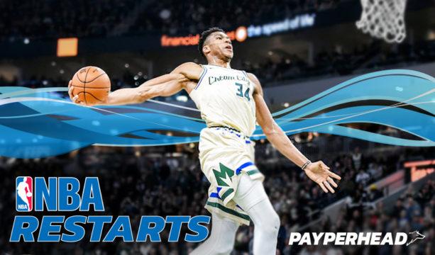 NBA Restarts in Orlando